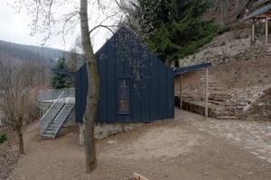 Obdélníková chata
