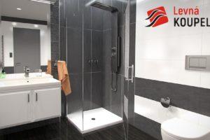 Sprchové kouty vanička