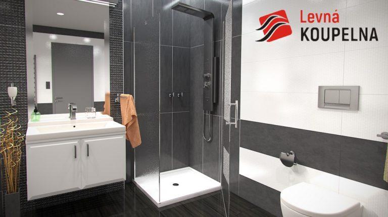 Sprchový kout není jen pro malé koupelny! Jaké nabízí výhody?