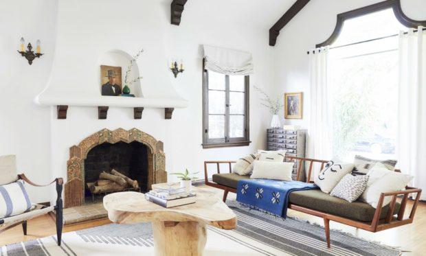 Jak do moderního interiéru zakomponovat starší kousky nábytku, aby výsledek nepůsobil chaoticky