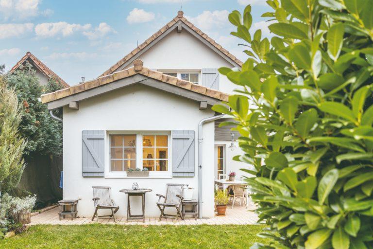 V novém domově majitelka navázala na krásu toho původního, přimíchala provensálský šarm a čistotu Skandinávie