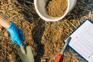 Test půdy