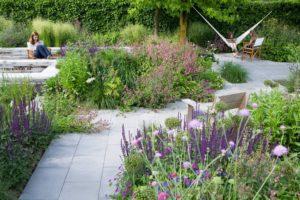 Jednoduchá zahrada