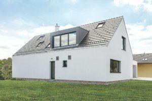 Vzorový dům s nulovou spotřebou energie