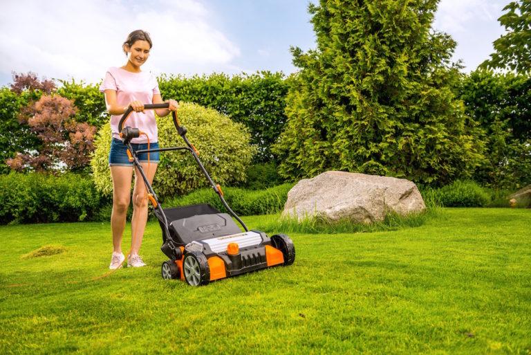 Nestačí jen posekat, krásný a zdravý trávník se neobejde bez vertikutace