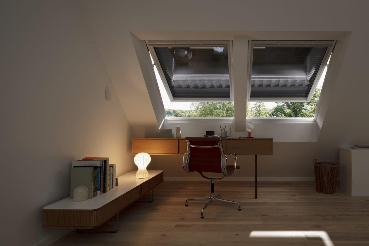 Strešní okna v podkroví