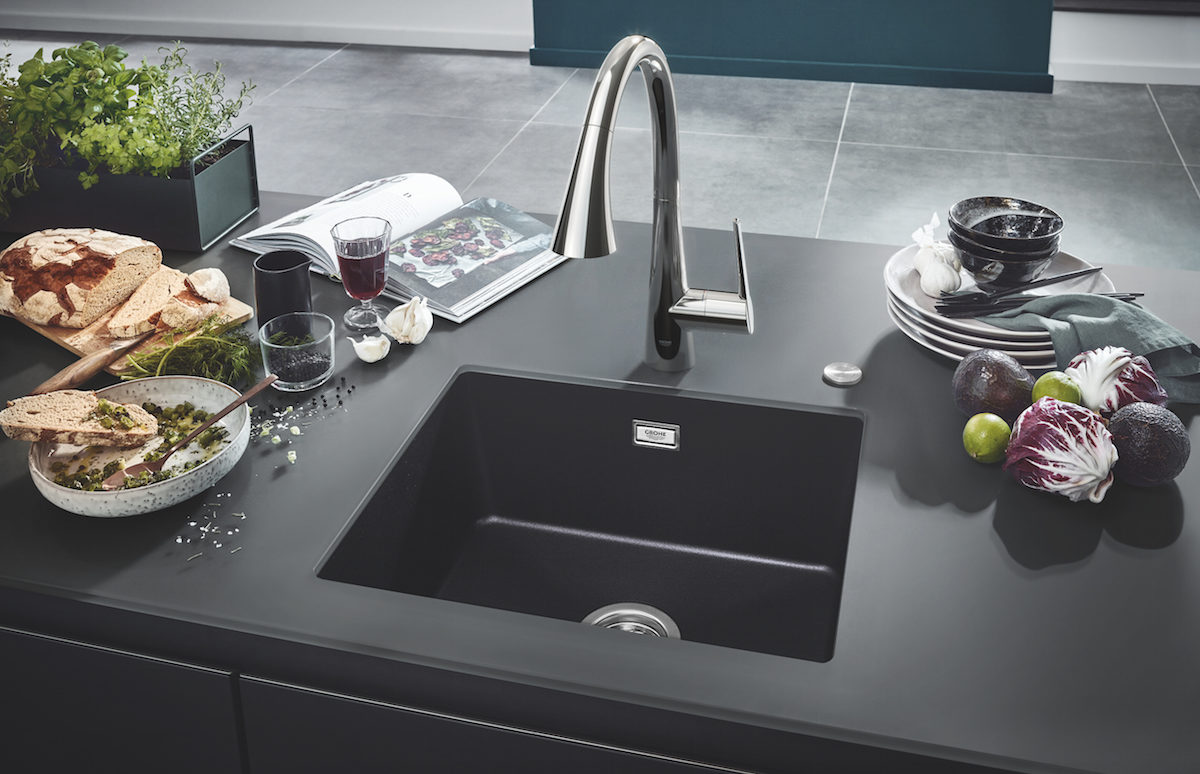 GROHE Zedra Single-lever sink mixer_Chrome_Mood 3_32294002