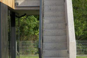 Schodiště z betonu