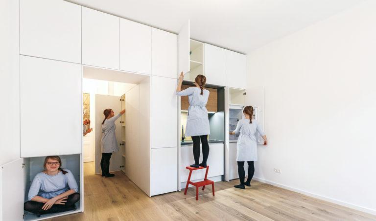 Velké zázraky na malém prostoru: I v garsonce můžete žít plnohodnotně