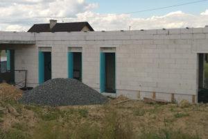 Ytong stavba domu