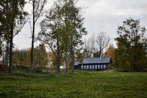 Stavba v chráněné krajinné oblasti