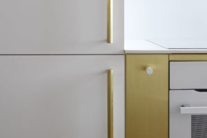 Kuchyňská linka detail