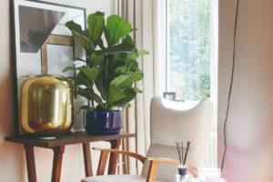 Dizajnové doplnky v bytě