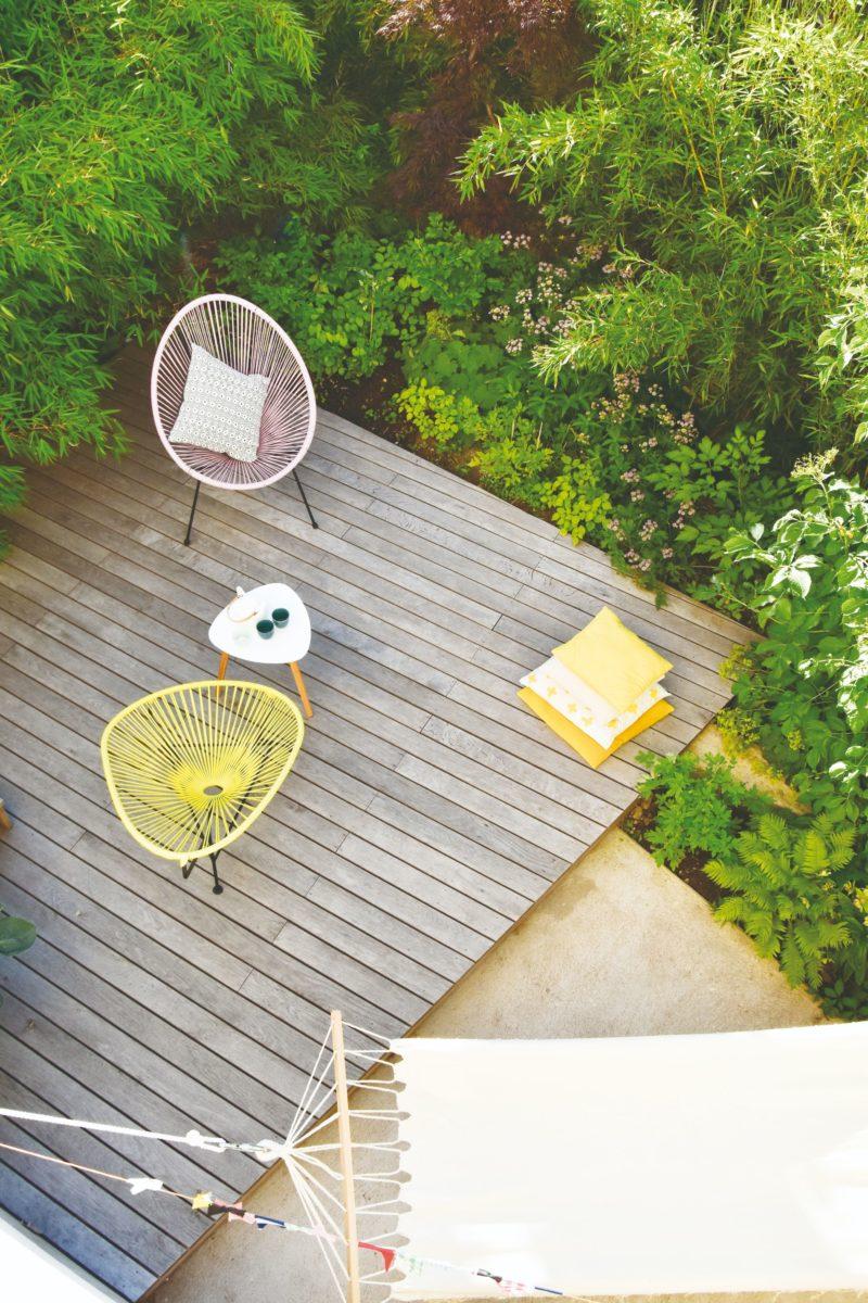 Drevěná terasa