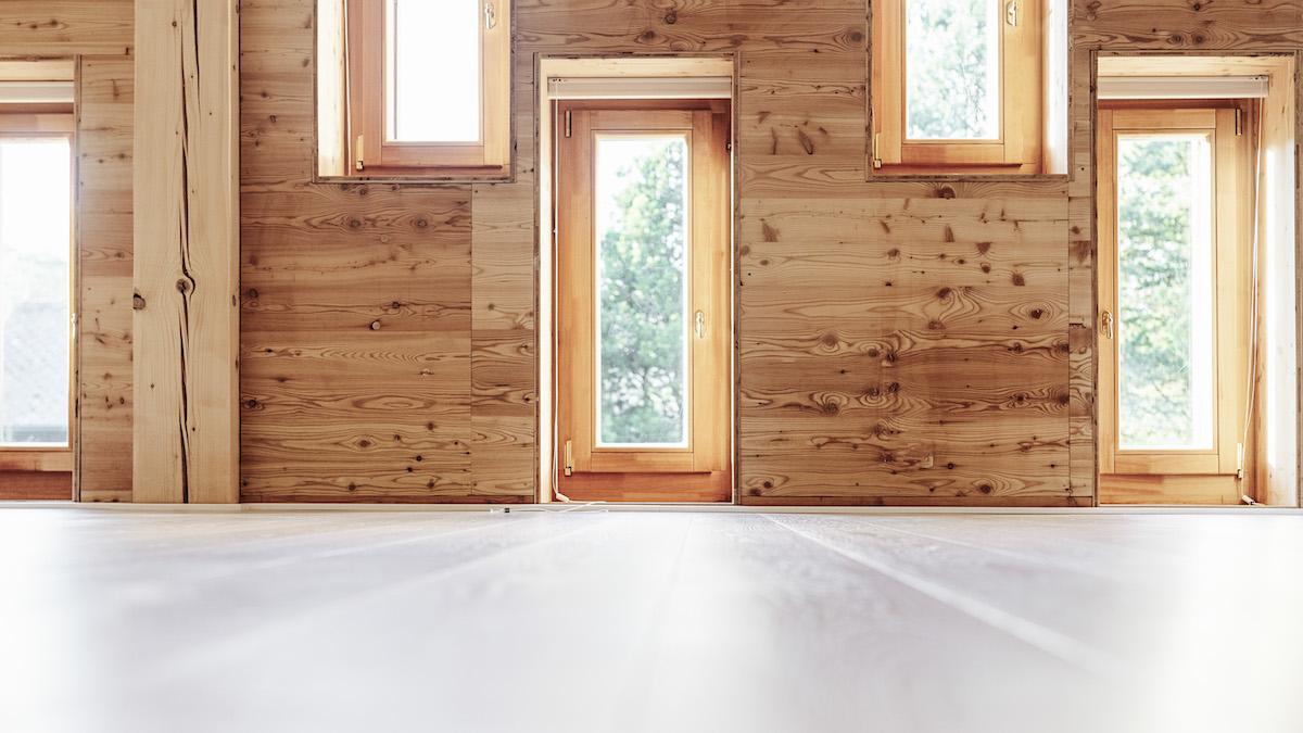 Vertikální okna