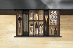 Kuchyňská zásuvka