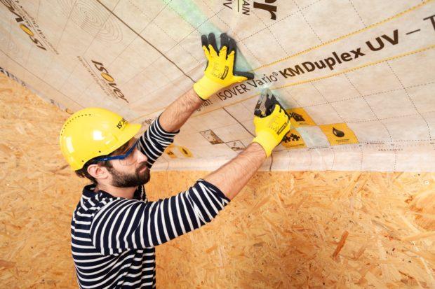 ISOVER podporuje kvalitní provedení izolačních prací