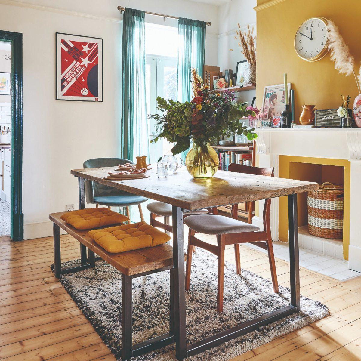 Barevné a zábavné bydlení, ze kterého přímo vyzařuje pozitivní energie