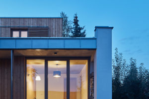 Proskléné fasády
