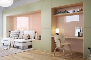 Dekorativní skla v interiéru