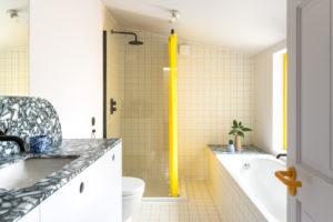 Koupelna eko materiál