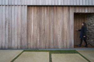 Drevěná konstrukce domu