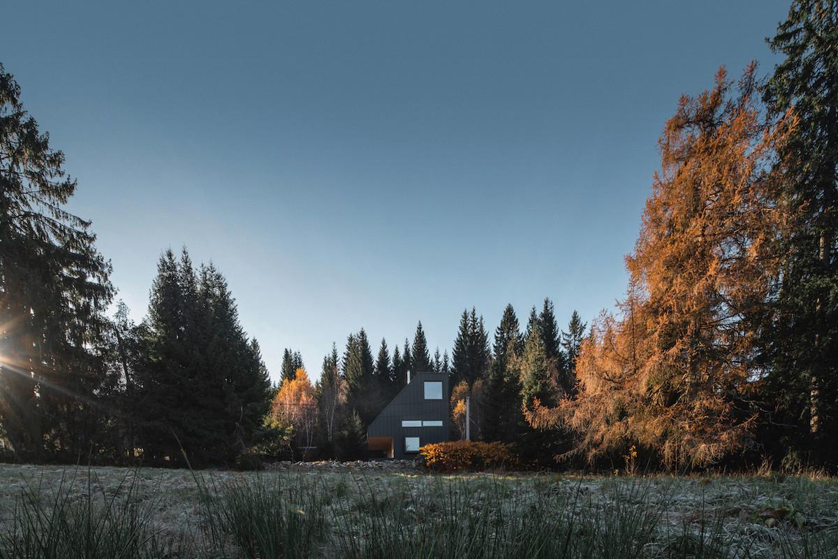 Víkendový dům
