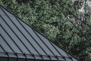 Strmý úhel střechy