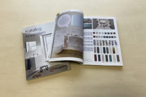 Katalog koupelen