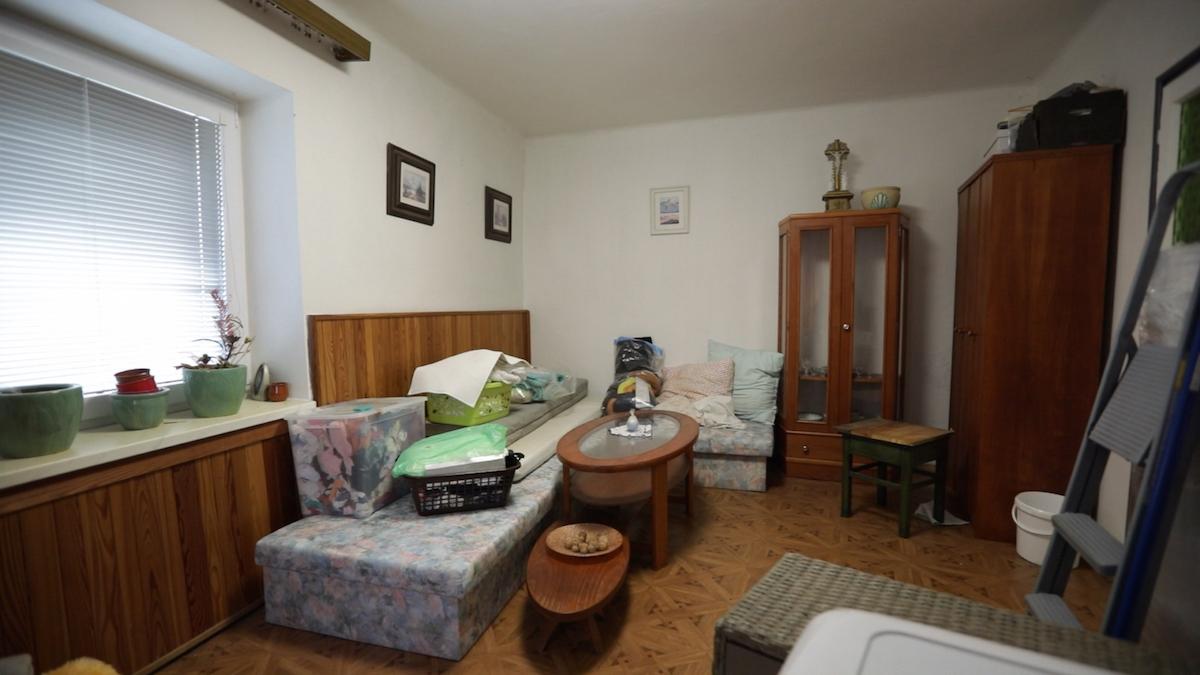 Původní stav bytu