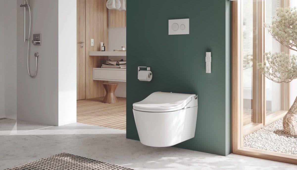 Bidetovací toalety Concept