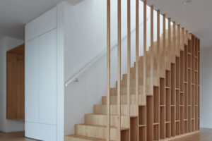 Drevěné schody