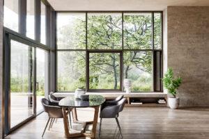 Okenní systémy v domě