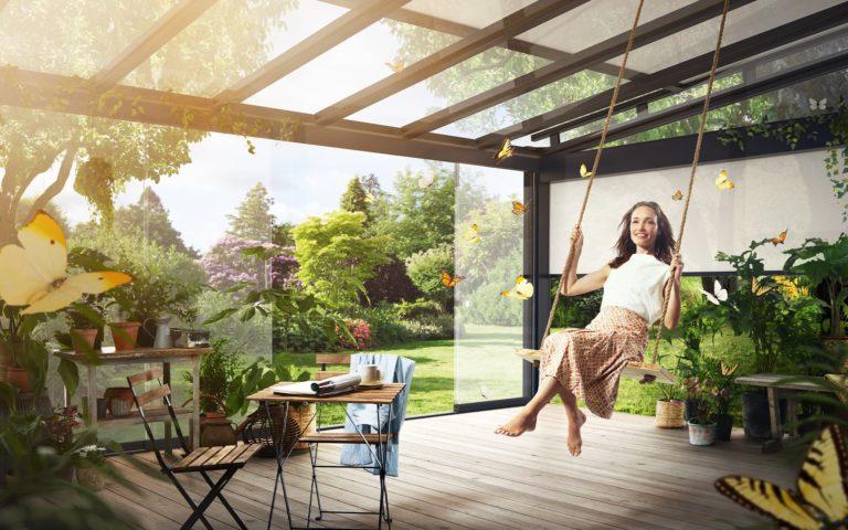 Vytvořte si z terasy své oblíbené místo – po celý rok