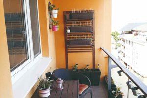 Balkon v paneláku