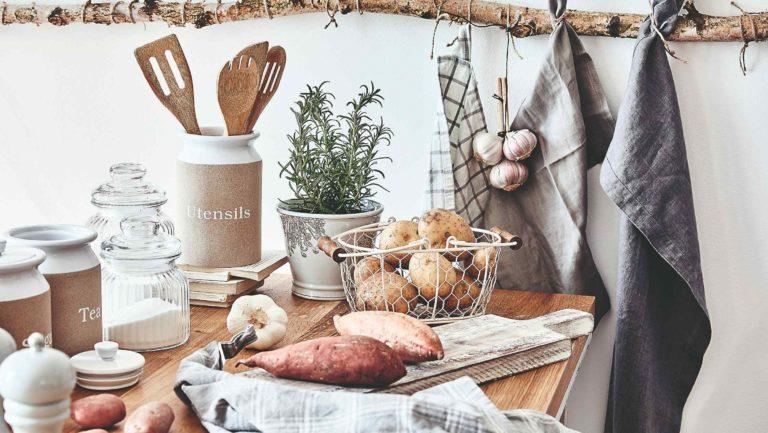 Jak si zařídit kuchyň v provensálském stylu