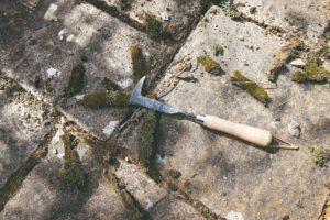 Náradí na odstránění plevele