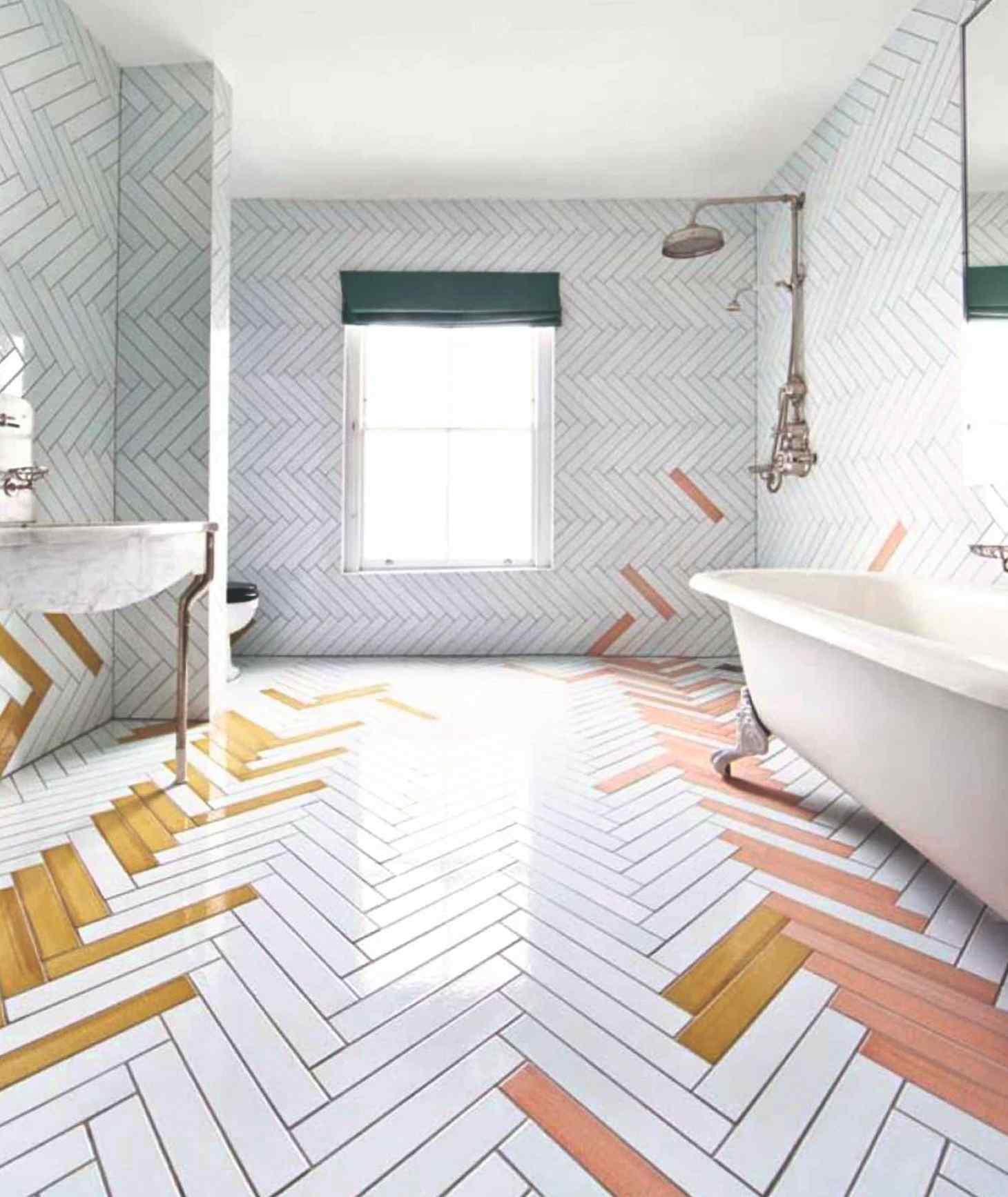 Koupelna v štýle Pop art