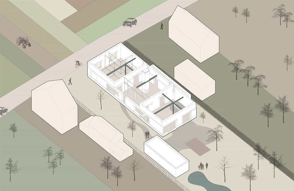 House C-VL bungalov