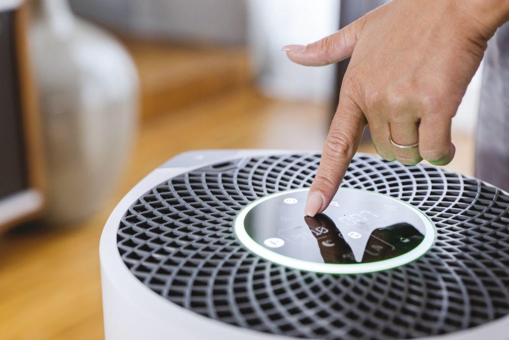 Čistička vzduchu smart ovládání