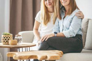Sestry Edita a Eszter interiérový dizajn