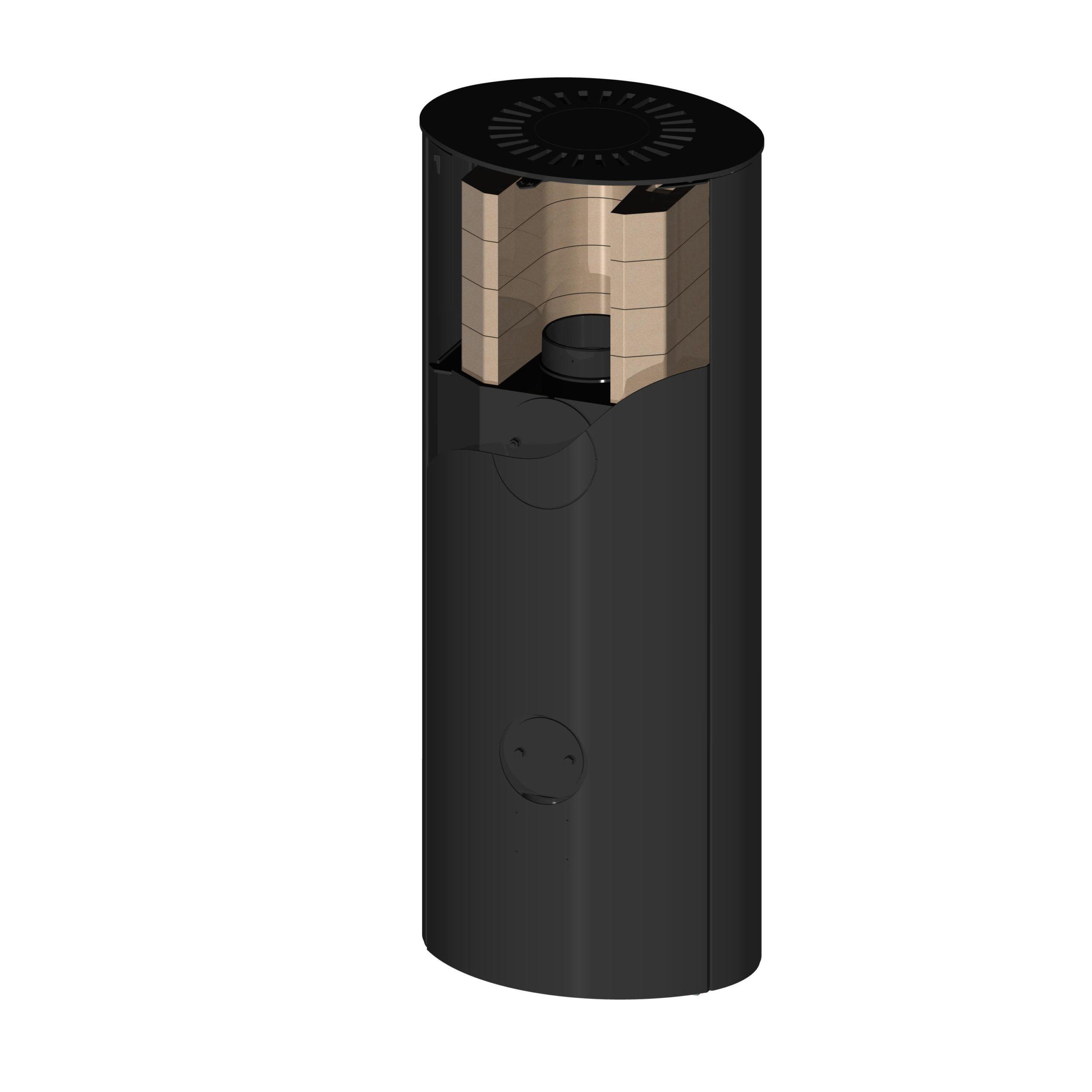 Akumulacni prvky pro krbova kamna EVORA AKUM 01 – 04
