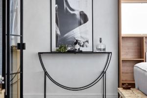 Dizajnový stolek obraz