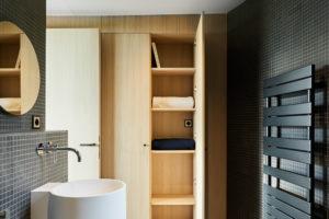 Úložní prostor v koupelně