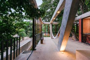 Otevřené patio