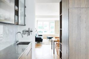 Kuchyň parkety