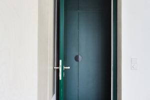 Zvýšené dveře
