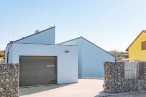Rodinný dům šikmá střecha