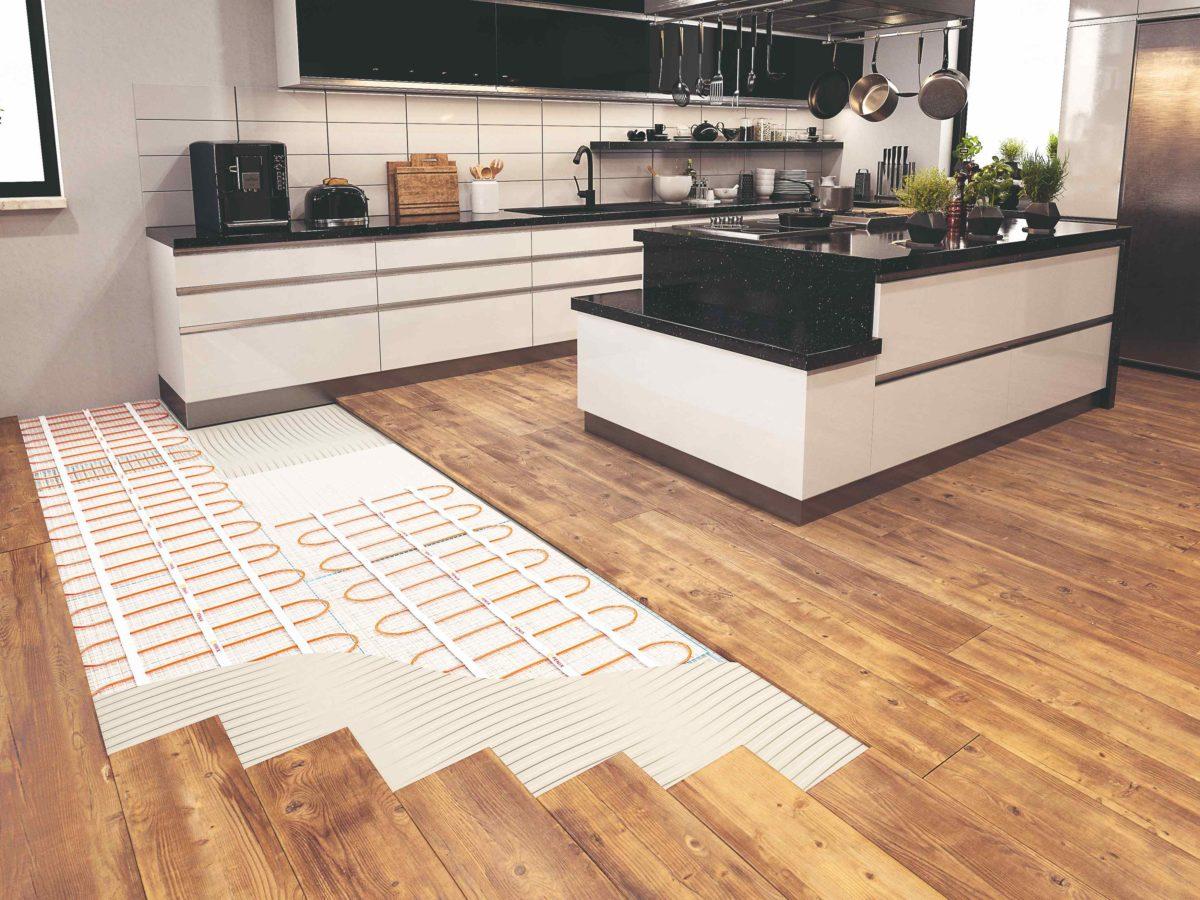 Elektrická podlahovka: Možnosti ověřené klasiky