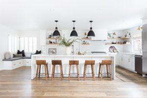 Elegantní kuchyň